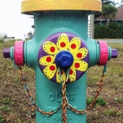 Hart Rain Hydrant Port Orford